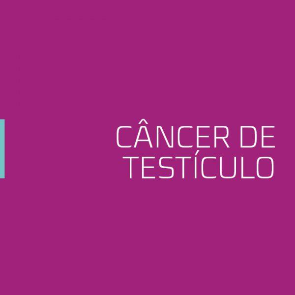 Câncer de Testículo